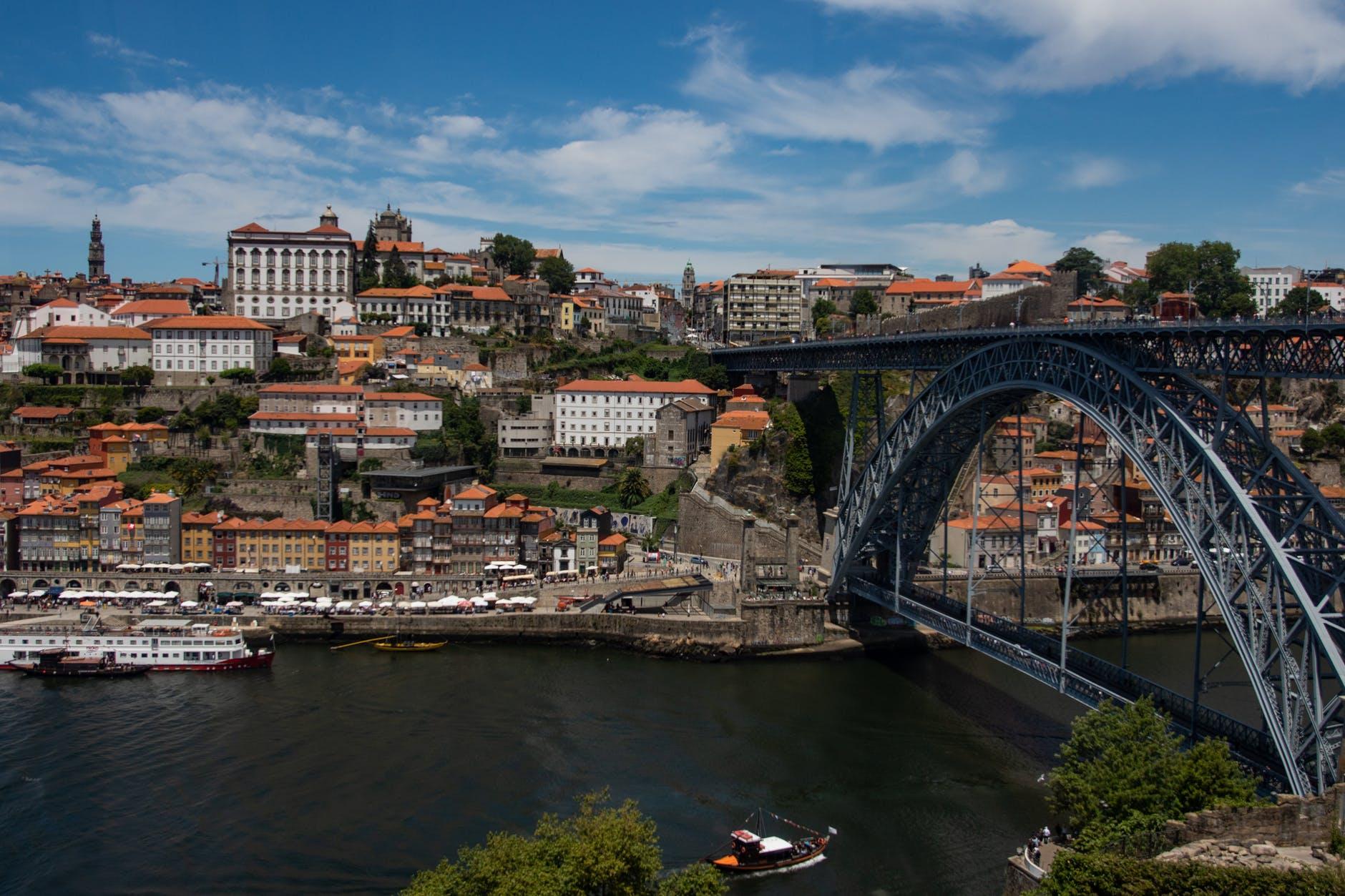 Uma pincelada na história do Porto